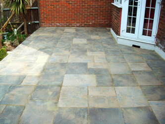 muddy boots landscaping Decking and Paving