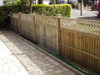 muddy boots landscaping Fencing