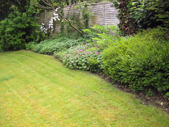 muddy boots landscaping picture Grounds and Garden Maintenance